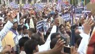 वीडियो: दयाशंकर सिंह के खिलाफ सड़कों पर उतरा बसपा का आक्रोश