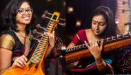 Watch: Veena covers of Sia's Cheap Thrills & Kabali's Neruppu Da. Yes, for real