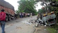 मध्य प्रदेश: टीकमगढ़ में ट्रक और जीप की टक्कर में छह की मौत