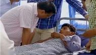 ऊना पीड़ितों से मिले केजरीवाल, कहा दलितों को दबा रही है बीजेपी सरकार