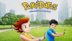 Search for Pokemon, find love instead. Say hello to PokeDate