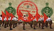 हरियाणा: सुशासन सहायक के नाम पर आरएसएस के लोगों की भर्ती