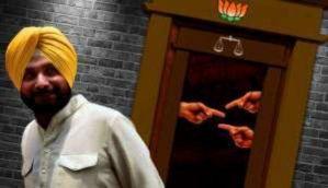 सिद्धू को लेकर गड़बड़ाई पंजाब में भाजपा की रजनीति