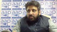 छेड़छाड़ के आरोप में आप एमएलए अमानतुल्ला खान गिरफ्तार, केजरीवाल ने मोदी को घेरा