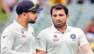 वेस्टइंडीज बनाम भारत टेस्टः सबसे तेजी से शमी ने बनाया गेंदबाजी का यह रिकॉर्ड