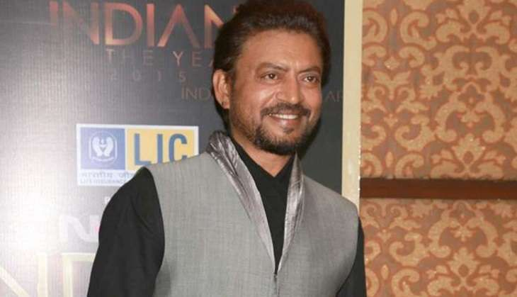 Irrfan Khan's next record live music for the film!