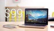 केवल 99 डॉलर में स्मार्टफोन को लैपटॉप में बदलने वाली सस्ती सुपरबुक