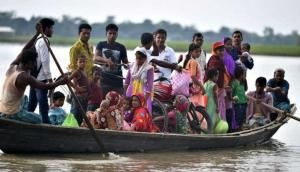 Flood situation worsens in Assam, human and animal life in danger