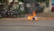 Chhattisgarh: Disabled youth who set himself on fire outside CM's residence, dies