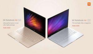 मैकबुक को टक्कर देने के लिए शाओमी ने लॉन्च किया सस्ता लैपटॉप ' एमआई नोटबुक एयर'