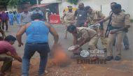 छत्तीसगढ़: सीएम रमन सिंह के आवास पर आत्मदाह करने वाले योगेश की मौत
