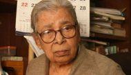 लेखिका, पत्रकार और सामाजिक कार्यकर्ता महाश्वेता देवी का निधन