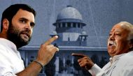 Has Rahul Gandhi defamed RSS? SC to hear the case on 23 August