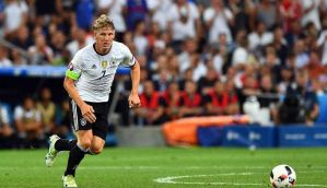 Jose Mourinho relegates Bastian Schweinsteiger to Man Utd's reserve team