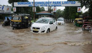 Gurugram police commissioner faces heat after rains create havoc in city