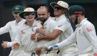 200 विकेट लेने वाले ऑस्ट्रेलिया के पहले ऑफ स्पिनर बने नॉथन लियॉन