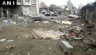 पुणे: निर्माणाधीन इमारत का हिस्सा गिरने से 9 लोगों की मौत, 10 घायल