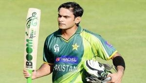 Pakistan drops Mohammad Hafeez from Asia Cup squad