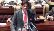 पाकिस्तान: पीपीपी के मुराद अली शाह बने सिंध के नए मुख्यमंत्री
