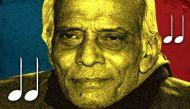 The tabla of dissent falls silent. RIP Lacchu Maharaj