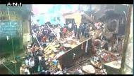 मुंबई: तीन मंजिला इमारत गिरी, 6 मरे, 12 घायल