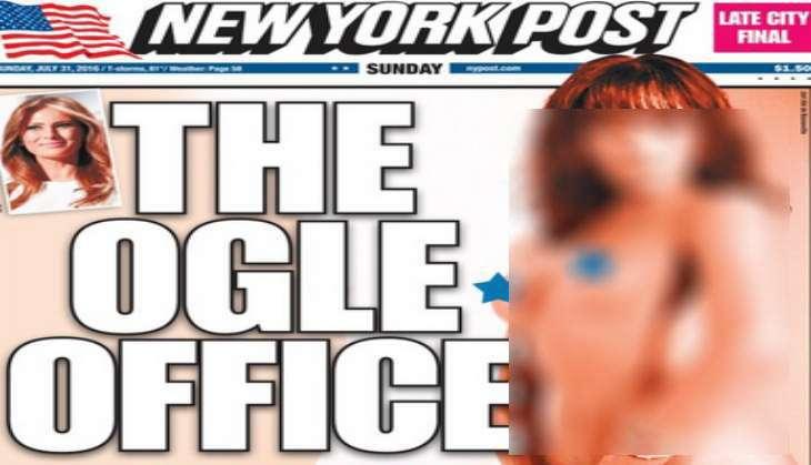 new york post melania trump