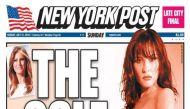 न्यूयॉर्क पोस्ट ने छापी डोनाल्ड ट्रंप की बीवी की न्यूड फोटो