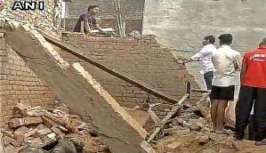 Delhi: 3 dead, 1 critically injured after house in Uttam Nagar collapses due to rain