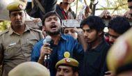जेएनयू विवाद: कन्हैया कुमार के खिलाफ 19 सितंबर तक कार्रवाई पर रोक