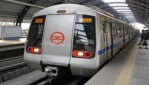 सोमवार को दिल्ली मेट्रो के पहियों पर लग सकता है ब्रेक