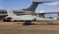 पश्चिम बंगाल: कलाईकुंडा में वायुसेना का ट्रेनर जेट क्रैश