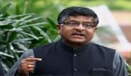 India to become trillion dollar digital economy in coming years says IT MInister RS Prasad