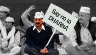 धरना मना है: अरविंद केजरीवाल ने अपने घर के बाहर किसी भी विरोध प्रदर्शन पर लगाई पाबंदी