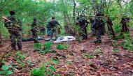 मलकानगिरी में 23 माओवादी मुठभेड़ में मारे गए, ओडिशा और आंध्र पुलिस की कार्रवाई