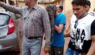 छत्तीसगढ़: देश विरोधी टिप्पणी पर कश्मीरी युवक गिरफ्तार