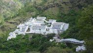 1 CRPF constable dead as landslide hits Vaishno Devi Bhawan