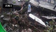 महाराष्ट्र: भिवंडी में फिर इमारत गिरी, 2 लोगों की मौत
