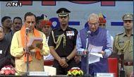 विजय रुपानी बने गुजरात के नए सीएम, कैबिनेट में 8 पटेल मंत्री शामिल