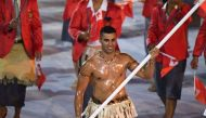 Rio Olympics 2016: 'Greasy' Tongan Pita Taufatofua takes world by storm with shirtless appearance