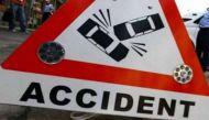 यूपी: हरदोई में कार और ट्रक की टक्कर में पांच लोगों की मौत