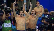 रियो ओलंपिक: तैराक माइकल फेल्प्स ने जीता 19वां स्वर्ण पदक