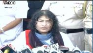 Irom Sharmila hasn't met her mother in 16 years and won't do so until AFSPA is revoked