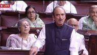 PM spoke on Kashmir from Madhya Pradesh, not Parliament, taunts Congress in Rajya Sabha