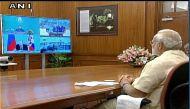 Kudankulam nuclear plant: Modi, Putin & Jayalalithaa dedicate Unit-I via video