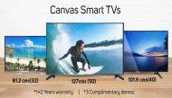 माइक्रोमैक्स ने लॉन्च कीं स्मार्टफोन से चलने वाली सस्ती एंड्रॉयड स्मार्ट एलईडी टीवी