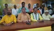 यूपी चुनाव से पहले भाजपा ने लगाई बड़ी सेंध, सपा, बसपा और कांग्रेस के 6 विधायक पार्टी में शामिल