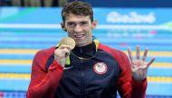 रियो ओलंपिक 2016: माइकल फेल्प्स और भारत के कुल पदकों की संख्या हुई बराबर