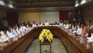 कश्मीर पर लोकसभा में प्रस्ताव पास, पीएम मोदी के साथ सर्वदलीय बैठक