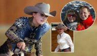 फॉर्मूला-1 चैंपियन माइकल शूमाकर की बेटी जीना ने जीती घुड़सवारी प्रतियोगिता