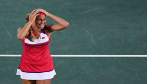 Rio 2016: Tennis player Monica Puig becomes Puerto Rico's first ever Olympic gold medallist